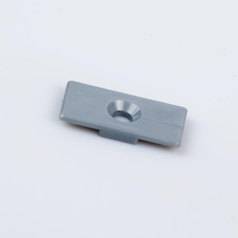 Zakończenie suwnicy drzwiowej 16 mm
