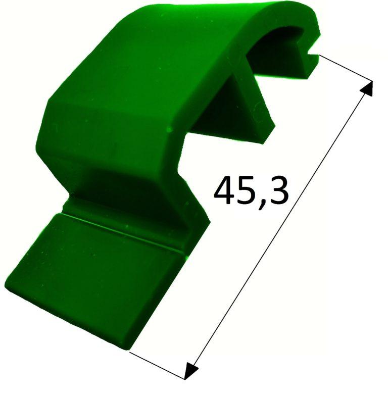 Klocek wypierający Veka 70 AD zielony